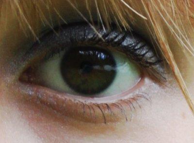 Oeil de Laura
