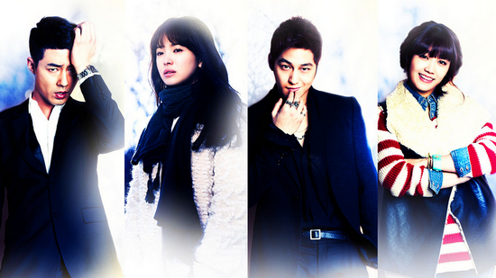 """Wind Blows in The Winter"", dernier drama de Kim Bum !"