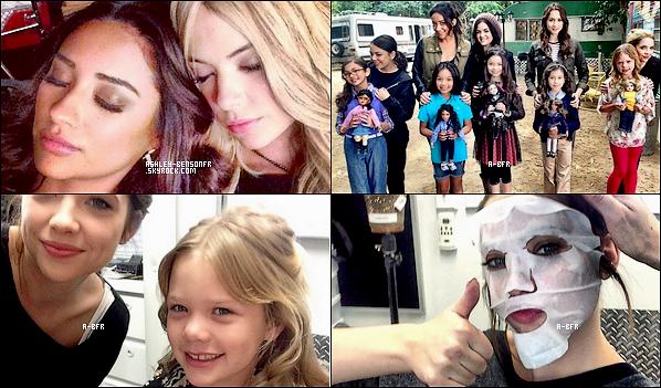 20/03/13 : Ashley à été aperçu quittant le salon de coiffure « Andy Lecompte » avec de nouveau les cheveux blonds à Los Angelès.
