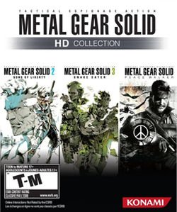 Metal Gear Solid HD