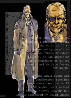 Big Boss - Metal Gear Solid Photo (7903062) - Fanpop