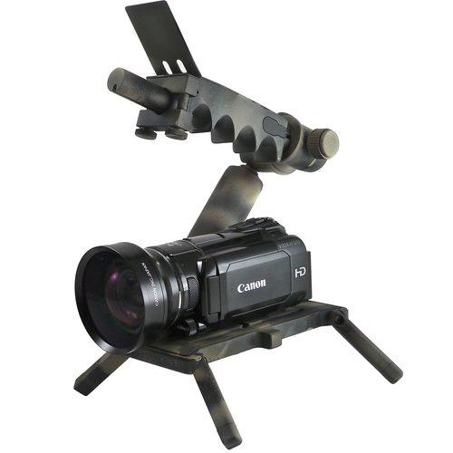 Solid help, versatile setup of Camtrol Prime Hand-held Stabilizing Platform