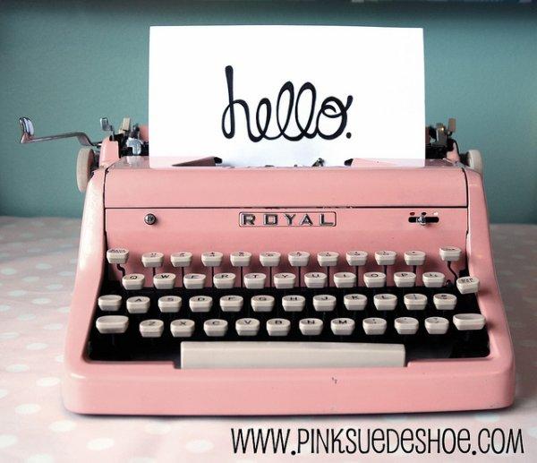 Bienvenue sur mon blog ! :p
