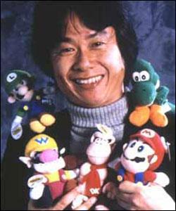 Shigeru Miyamoto: le créateur