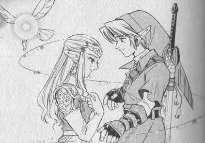 Ocarina of Time: Manga d'Akira Himekawa (tome 2)