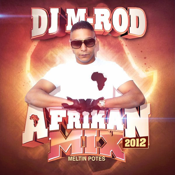 Meltin Potes Afrikan Mix 2012 / Intro Meltin Potes Afrikan Mix 2012 by DJ M-ROD (2012)