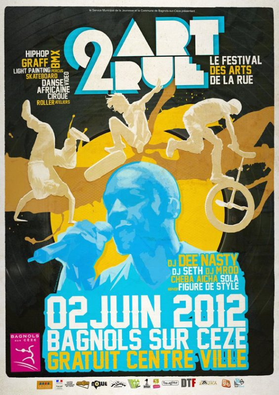 Samedi 2 Juin à Bagnol/Cèze