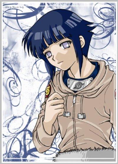 5. Hinata Hyuuga