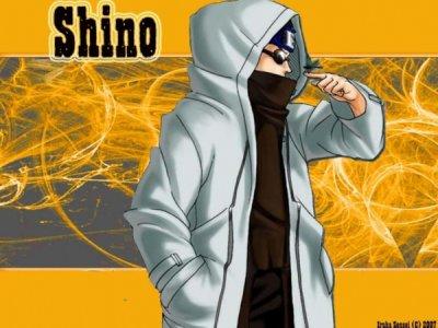 8. Shino Aburame