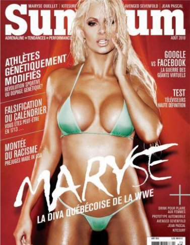 maryse photoshop