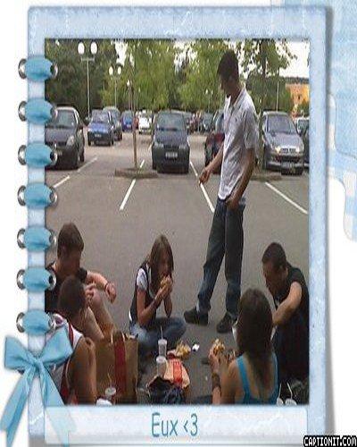 Soirée à La Roche <3 ( 28/07/2010 )