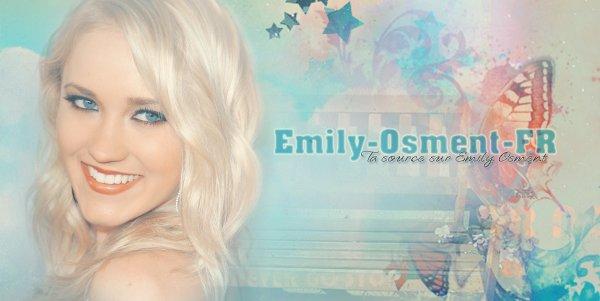 Bienvenue sur Emily-Osment-FR ta source française sur Emily Osment