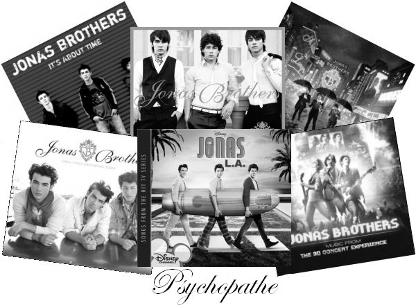 A Frenchy In Jonas World  Chapitre 3 : Psychopathe ღღღღ