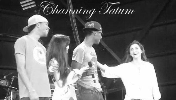 A Frenchy In Jonas World  Chapitre 6 : Channing Tatum ღღღღ
