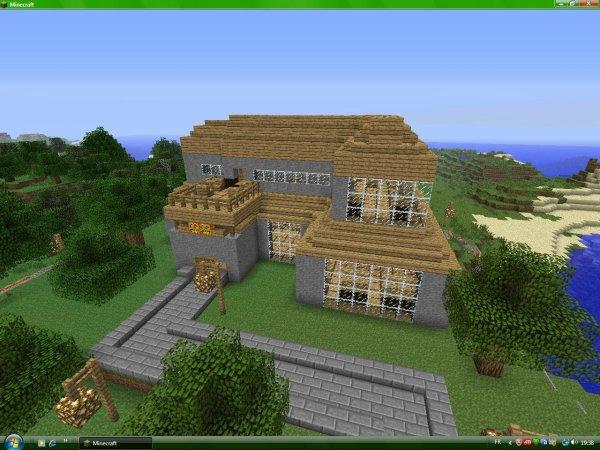 Minecraft :D construction numero 8