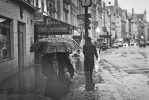 """""""Il pleure dans mon coeur comme il pleut sur la ville.."""""""