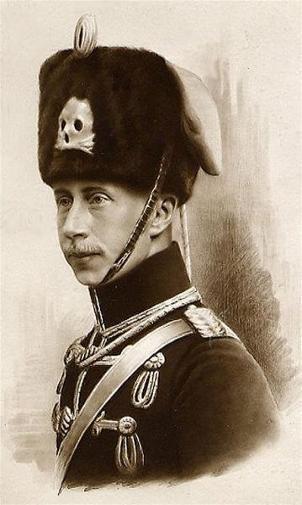 Briquet Kronprinz Totenkopf.