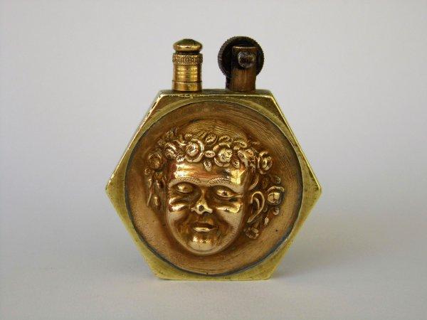 Briquet écrou Dionysos..