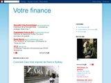 Votre finance