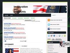 Immigrer aux Etats-Unis