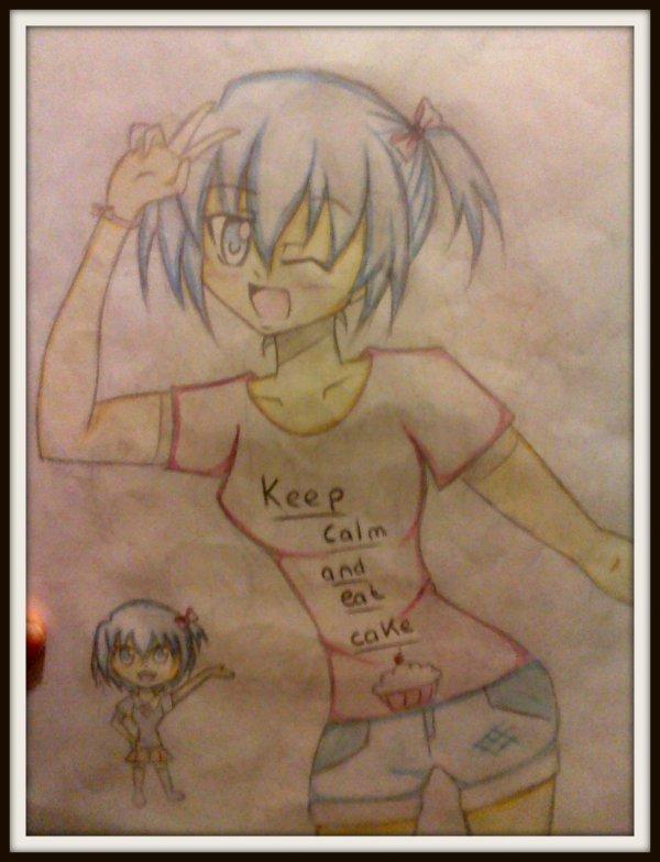 Concours de dessin -^.^-