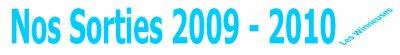 ╚> Les Majorettes de Voves : Nos sorties 2009-2010