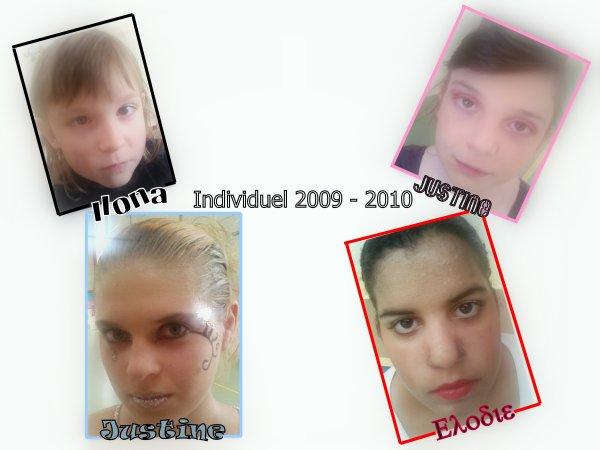 ╚> Les Majorettes de Voves : Individuels 2009-2010 à ST HILAIRE DU HARCOUET ( 50 )