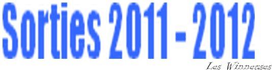 ╚> Les Majorettes de Voves : Nos sorties 2011-2012