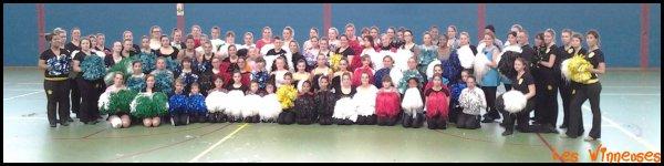╚> Les Majorettes de Voves : Stage Accessoire 2013 à Gaillon ( 27 )