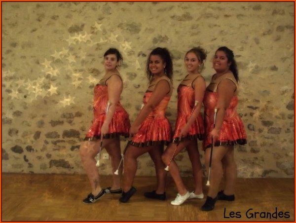 ╚> Les Majorettes de Voves : Nouvelle saison