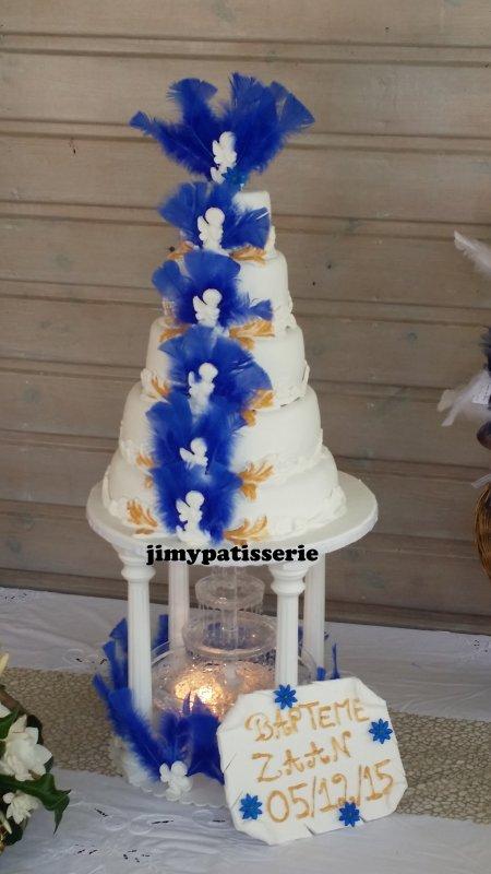 Wedding Cake Guadeloupe