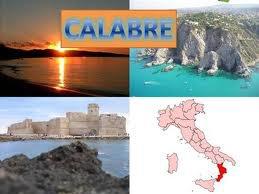 """Voici ma région ...""""LA CALABRE""""....."""