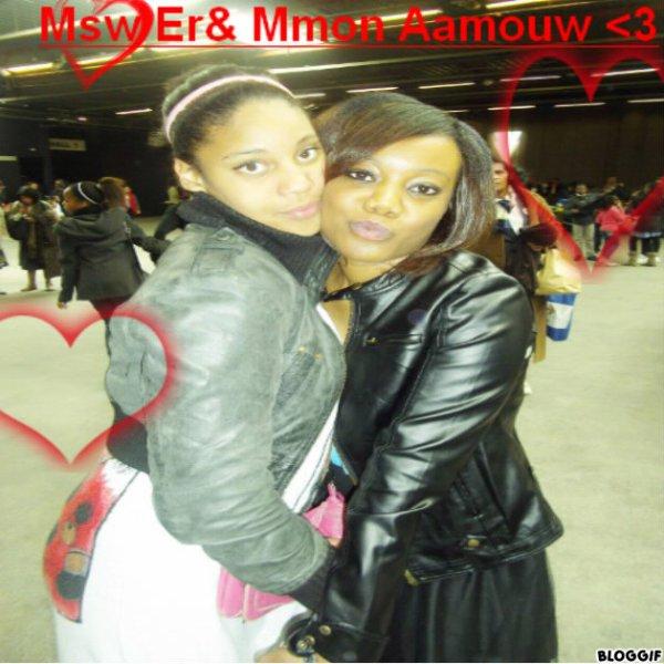 Msw Er& Mmon Ammouw <3<3