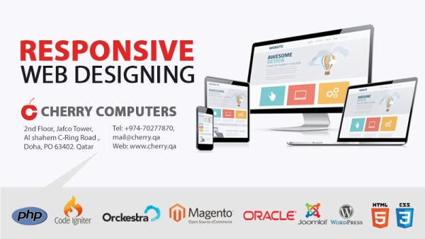 Web Design Companies in Qatar