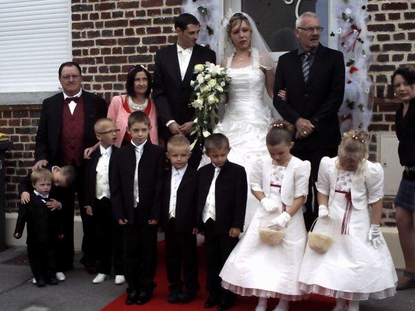 mariage du beau-frère