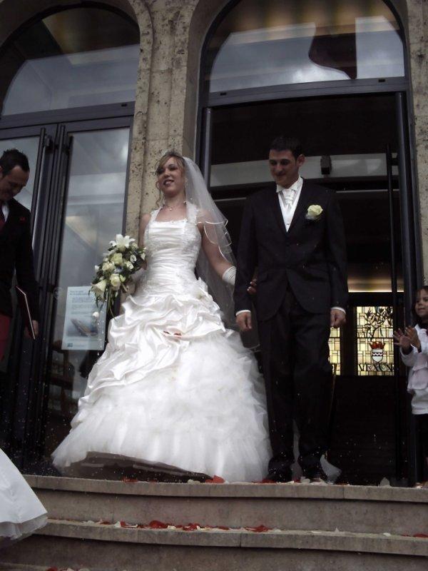 Très beau mariage
