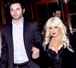Christina Aguilera et son fils Max Liron Bratman.
