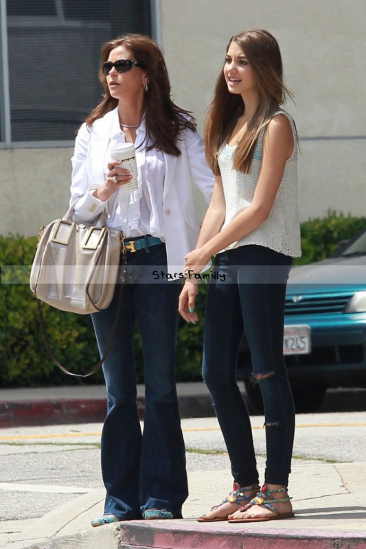 Teri Hatcher et sa fille Emerson Rose