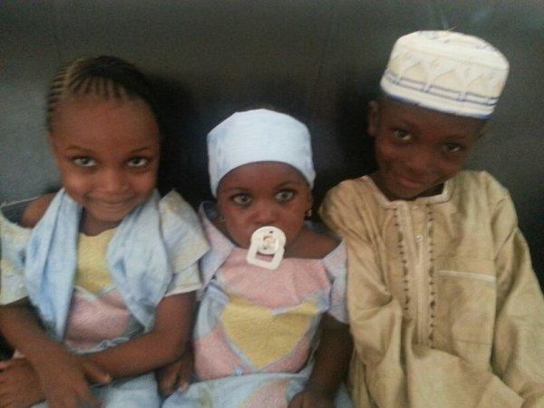 Les enfants Yaya