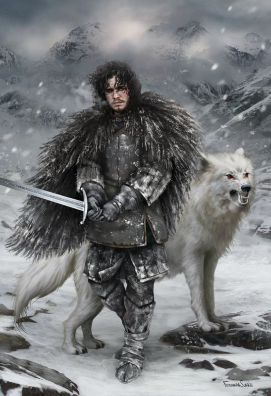 You know nothing Jon Snow