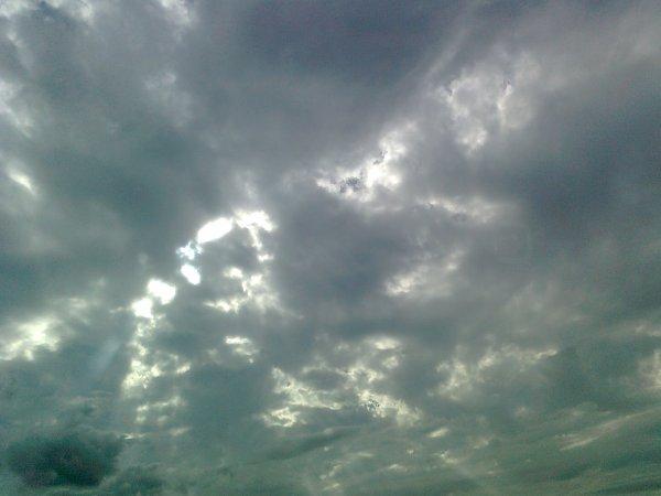 Jeudi 2 Aout 2012 ( Ciel )