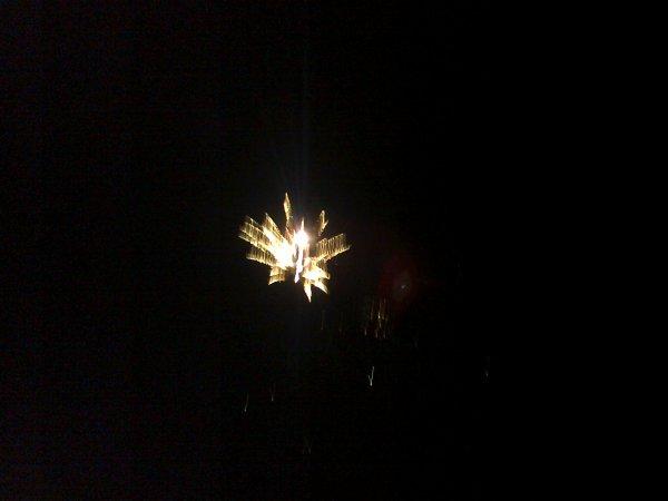Vendredi 3 Aout 2012 ( feux d'artifices )