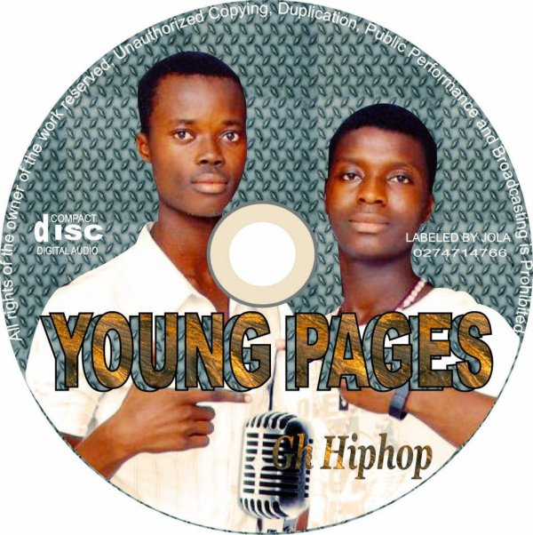 YOUNG PAGES 4 EVA