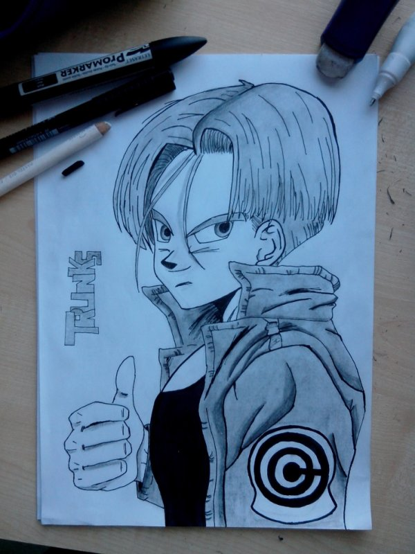 Trunks dessin