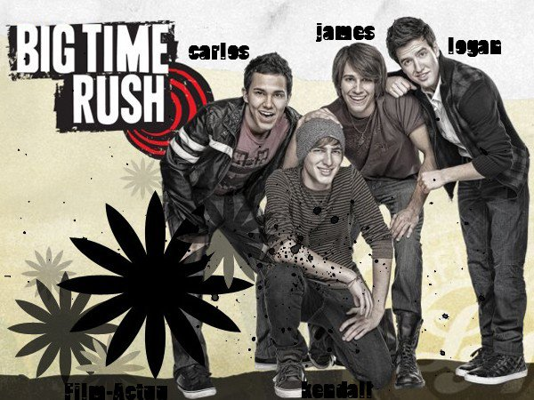 Big Time Rush débarque sur Nickelodeon !