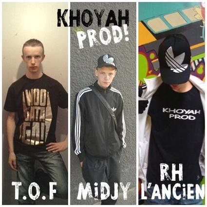 TOF MIDJY RH LANCIEN   KHOYAH PROD
