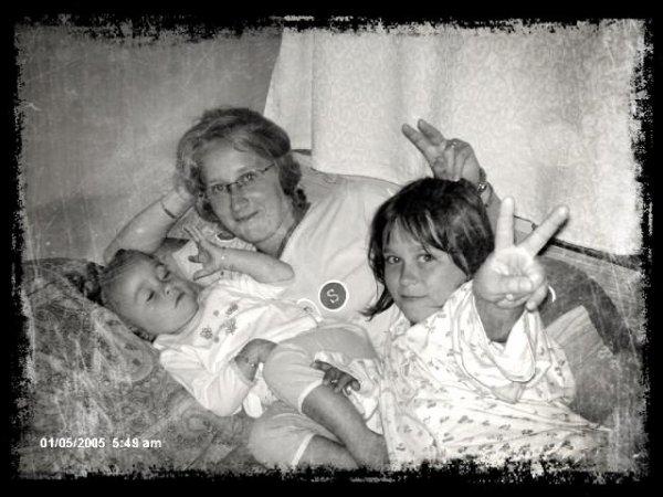 Marraine,Cousine&Moi