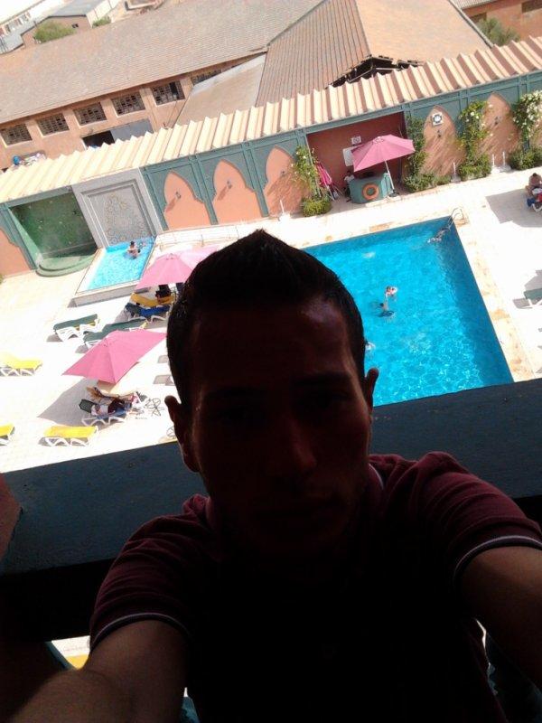 #hotel mogadore gueliz  #marrakech