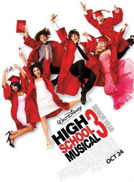 (film)high school musical 3 : nos années lycée