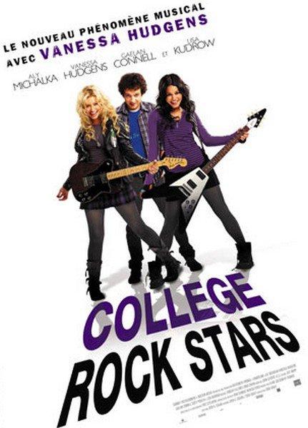 (film)collège rock star